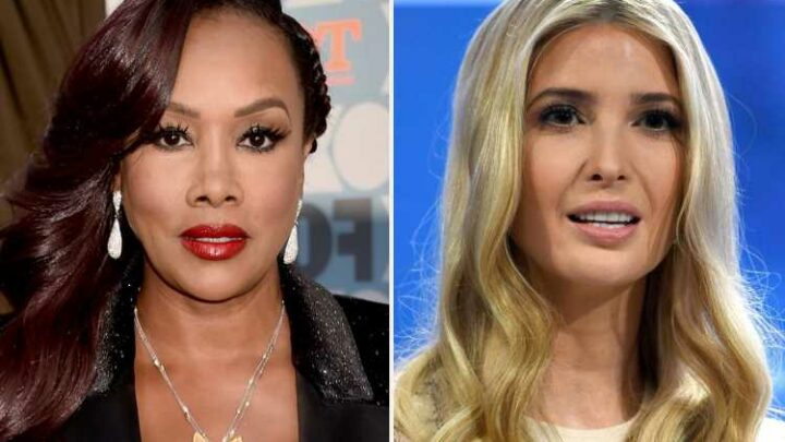 Ivanka Trump slammed over 'racist insult' by ex-Celebrity Apprentice contestant Vivica Fox who claims she 'insulted' her