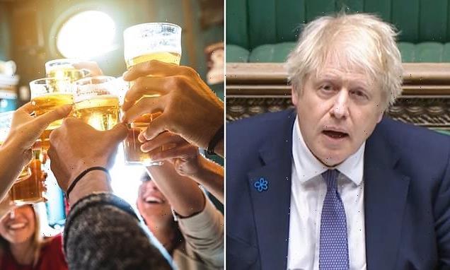 JONATHAN SUMPTION: Find your backbone, Boris