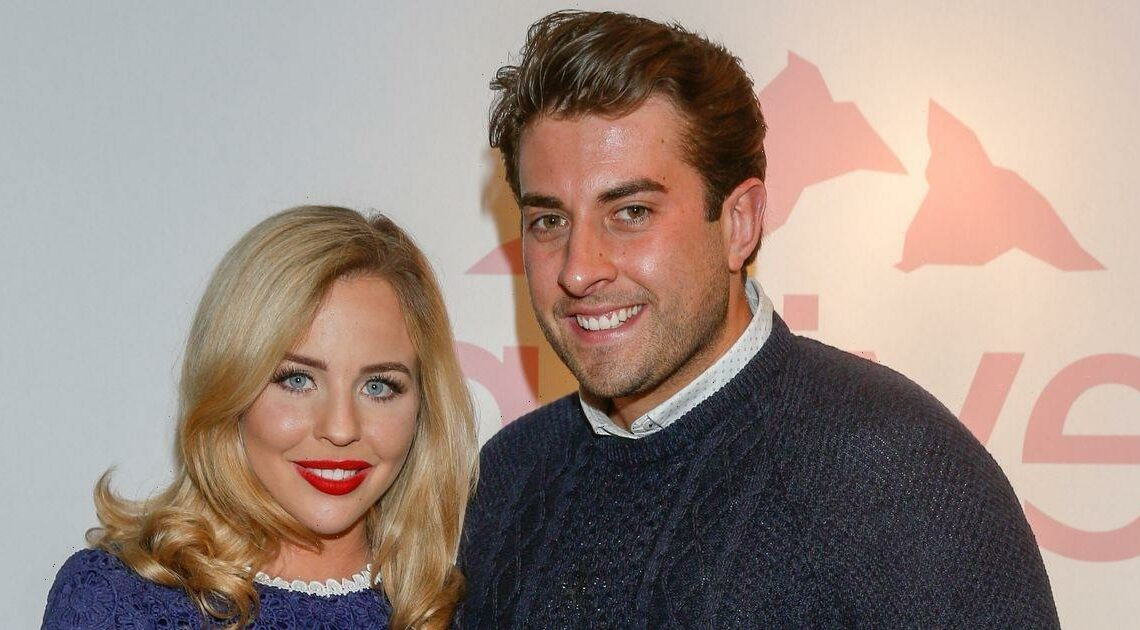 James Argent 'wants to reunite with love of his life' Lydia Bright after weight loss