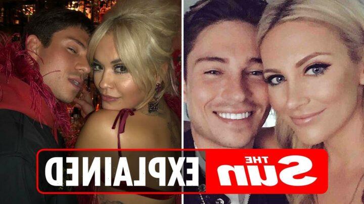 Joey Essex ex-girlfriend list: From Rita Ora to Stephanie Pratt