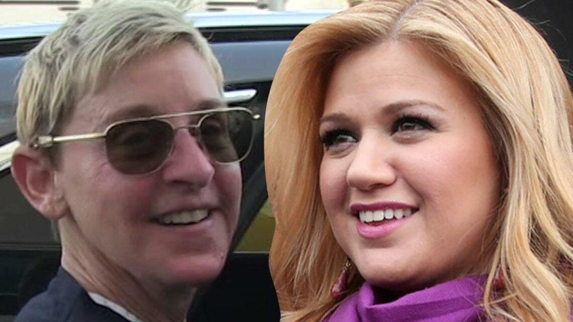 Kelly Clarkson Taking Over Ellen's Daytime TV Slot in 2022