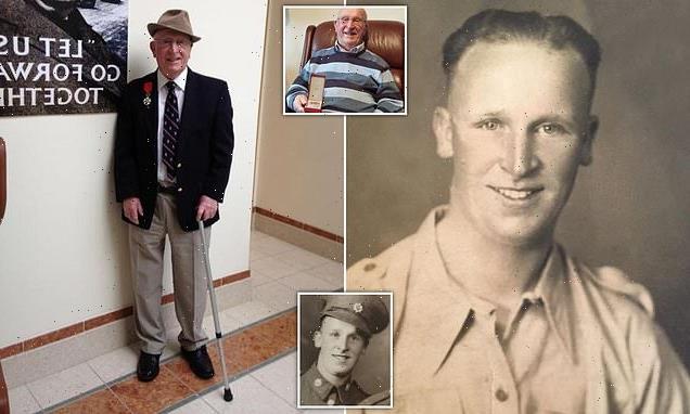 Last surviving veteran present at Dunkirk AND D-Day landings dies