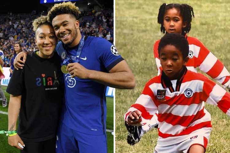 Lauren James shares touching tribute to Chelsea star brother Reece after Blues Euro win
