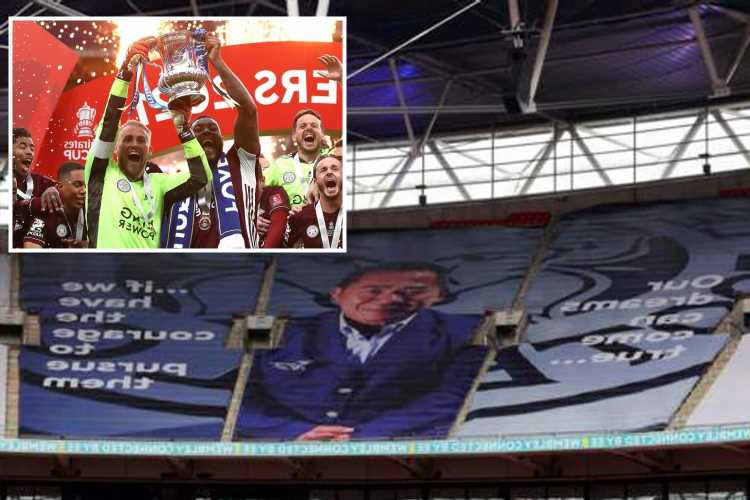 Leicester stars Youri Tielemans and Kasper Schmeichel dedicate FA Cup win to late owner Vichai Srivaddhanaprabha