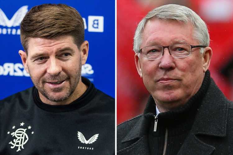 Liverpool icon Steven Gerrard ends Sir Alex Ferguson rivalry and has secret calls with Man Utd legend
