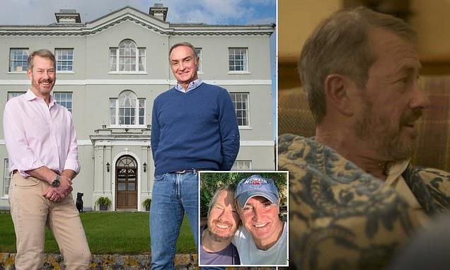 Lord Ivar Mountbatten wed James Coyle as he wanted to 'validate him'