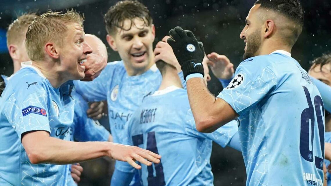 Man City stars could scoop up to to £1m each if they win Champions League final against Chelsea in huge cash windfall