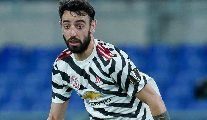Man Utd to DOUBLE Bruno Fernandes' wages after Europa League final with club chiefs desperate to tie down top scorer
