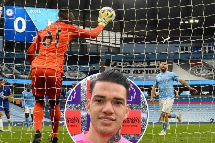Manchester City keeper Ederson wants to take crucial fifth penalty if Champions League final vs Chelsea goes to shootout