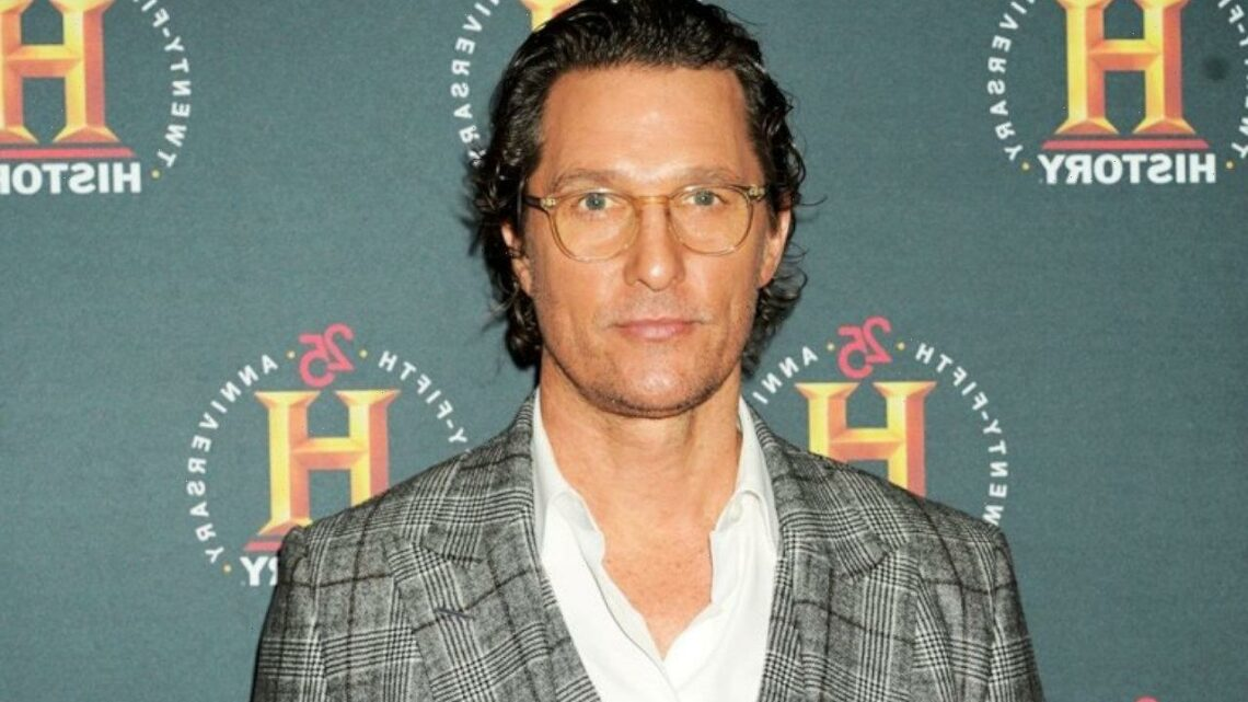 Matthew McConaughey Gets Real About Decision to Quit Making Romantic Comedies