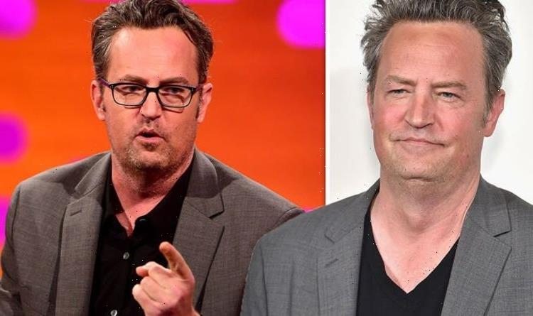 Matthew Perry: Friends actor's 'troubled' past brought 'palpable unease' to reunion show