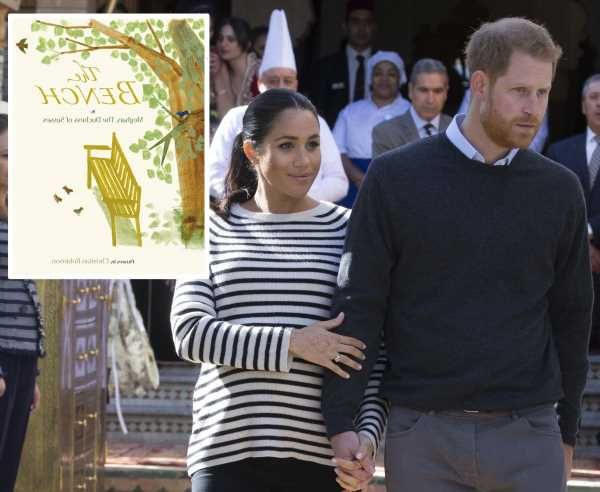 Meghan Markle Wrote A Children's Book Inspired By Prince Harry & Baby Archie – LOOK!
