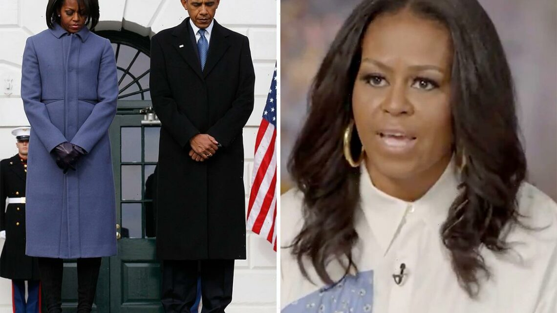 Michelle Obama admits she was depressed as first lady & didn't want to hear 'bad news about country she had to serve'