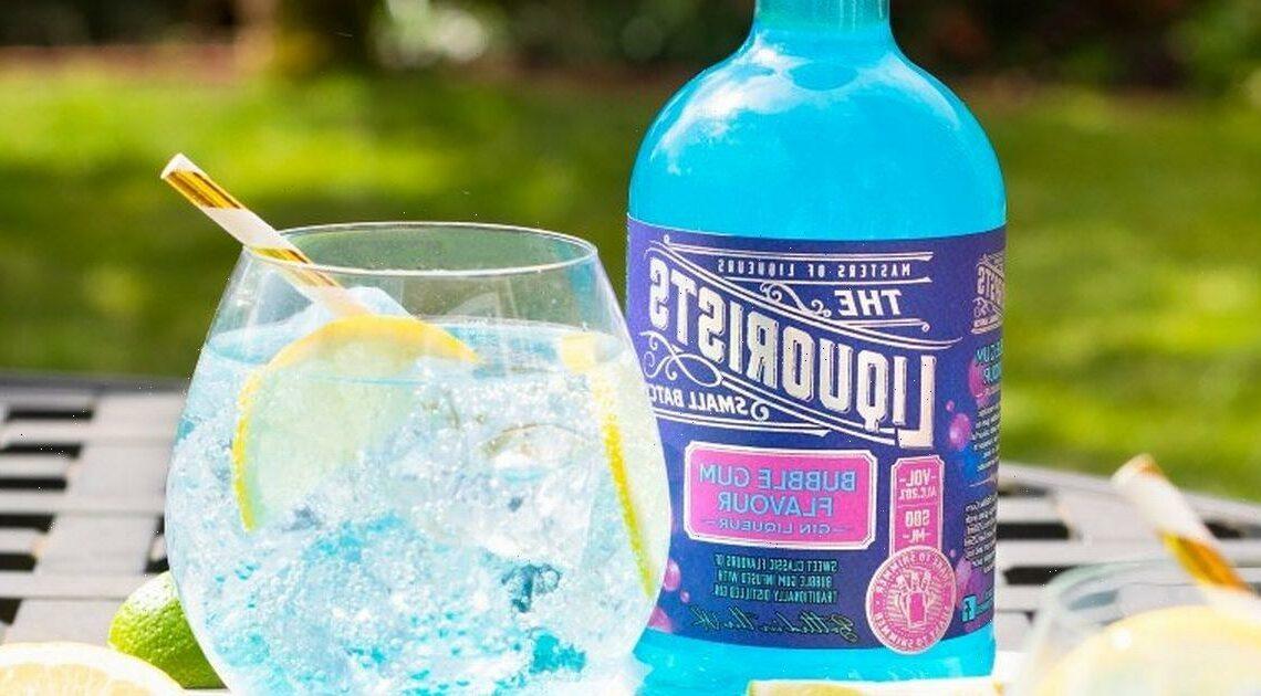 Morrisons release a Bubble Gum Gin Liqueur to mix up your summer beverages