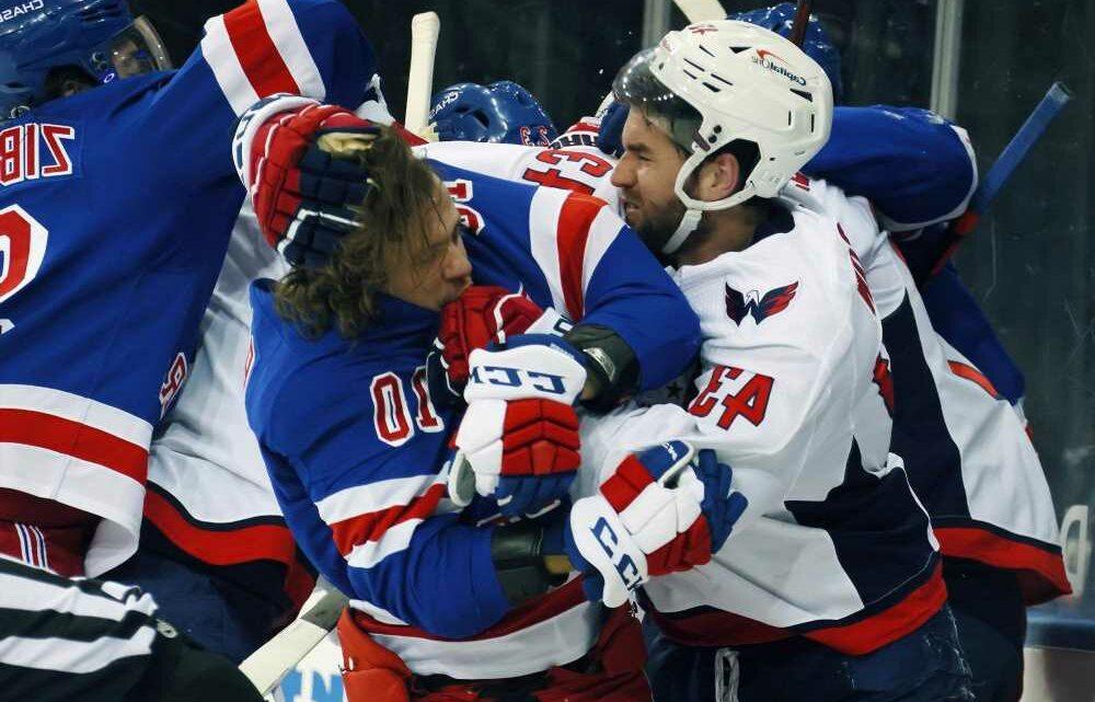 NHL's complete Tom Wilson fail puts onus for revenge on Rangers
