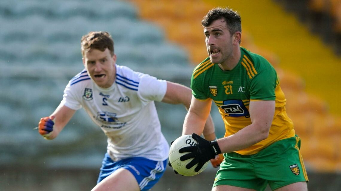 National Football League: Donegal comeback seals draw with Monaghan; Tyrone overcome Armagh