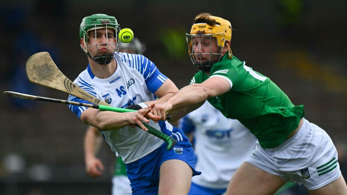 National Hurling League: Waterford defeat Limerick for first time since 2016; Cork and Clare pick up wins
