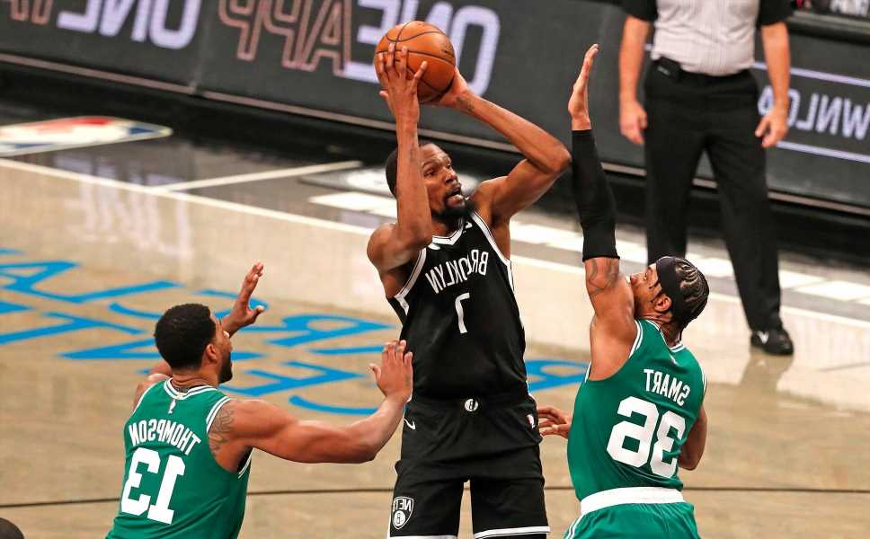 Nets' Kevin Durant provides reminder of greatness, resiliency