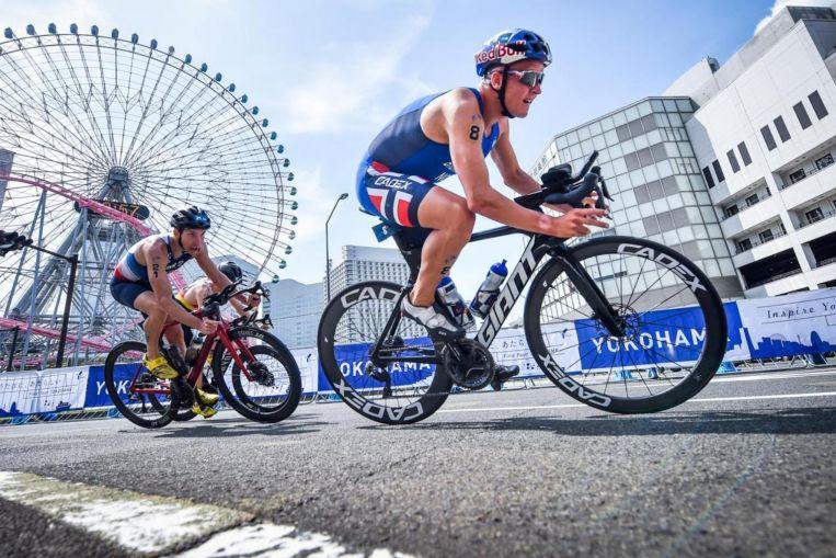 Olympics: World Triathlon says Yokohama meet shows Games can be held safely