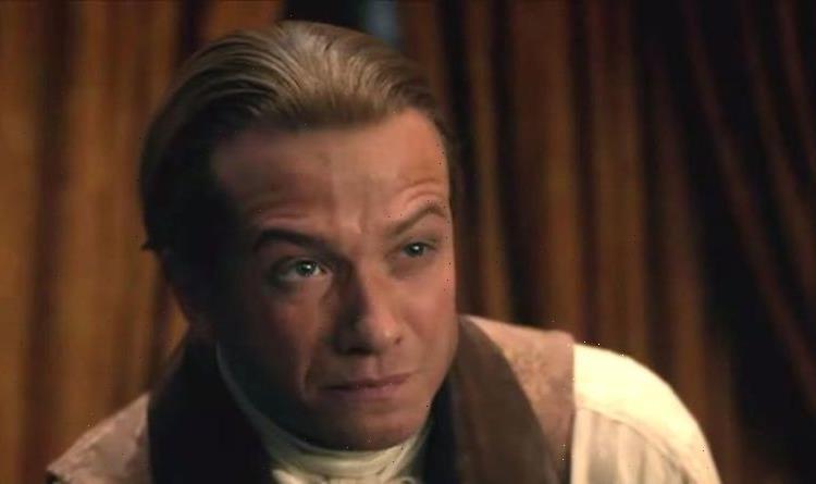 Outlander cast: Who is Ed Speelers? Meet the Stephen Bonnet star