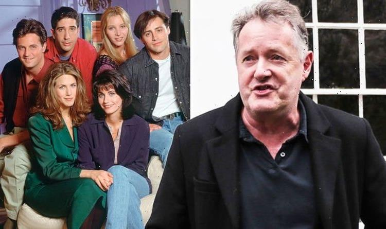 Piers Morgan sparks divide after 'overrated' Friends remark as host's son slams critics