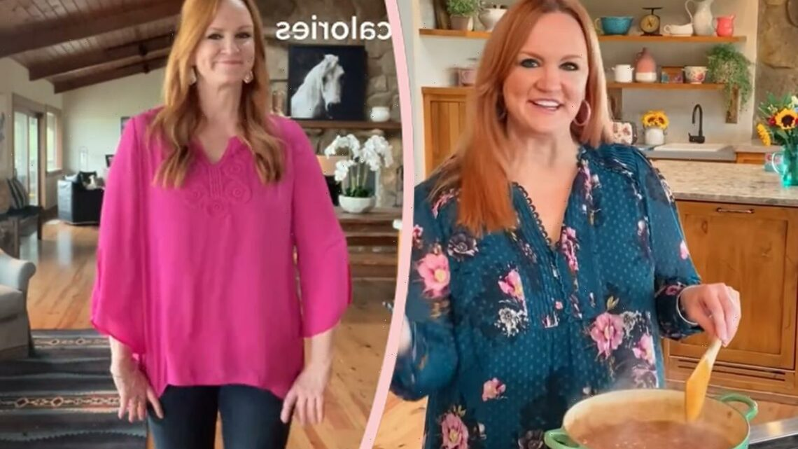 Pioneer Woman's Ree Drummond Feels 'So Much Better' After Losing 38 Lbs!