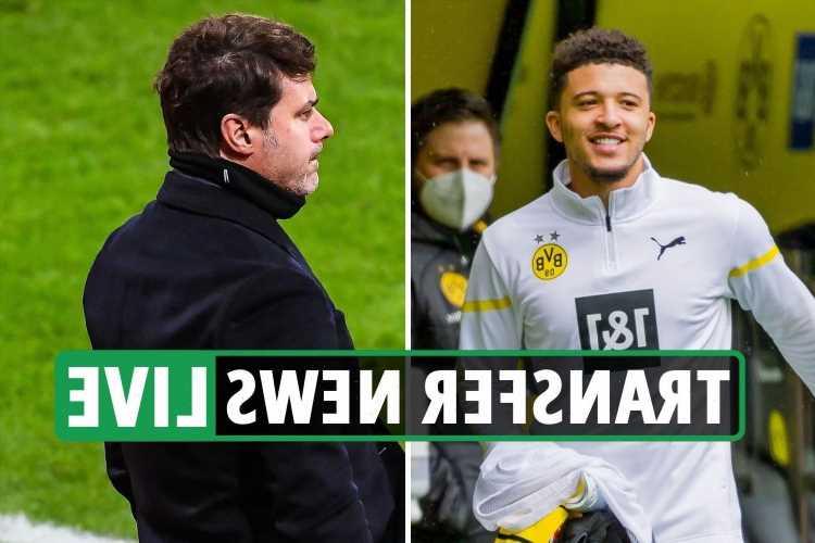 Pochettino Spurs return EXCLUSIVE, Chelsea in for Sancho, Mbappe urgent PSG talks, Aguero LATEST – live transfer news