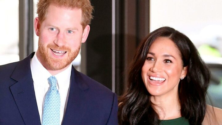 Prince Harry reveals argument with wife Meghan Markle led him to seek therapy