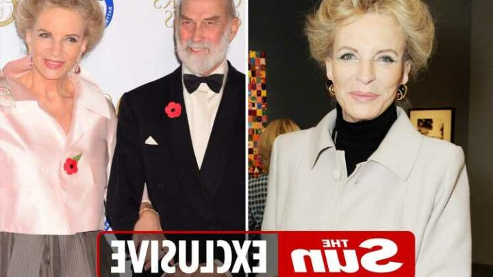 Princess Michael of Kent, 76, ill with blood clots after having two Covid jabs