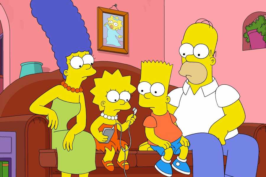 Reclusive, Revered 'Simpsons' Writer John Swartzwelder Gives First-Ever Interview