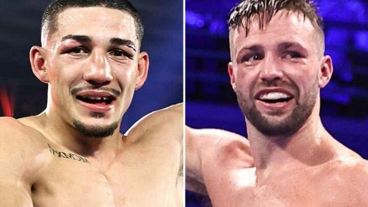 Ricky Hatton wants Josh Taylor to take on Teofimo Lopez in blockbuster showdown after winning Ramirez unification