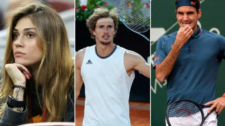 Roger Federer gets 'super uncomfortable' over Alexander Zverev domestic abuse questions