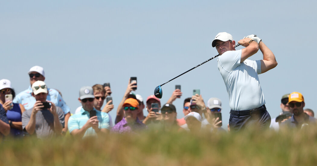 Rory McIlroy, With a New Coach and Returning Galleries, Has Rebounded
