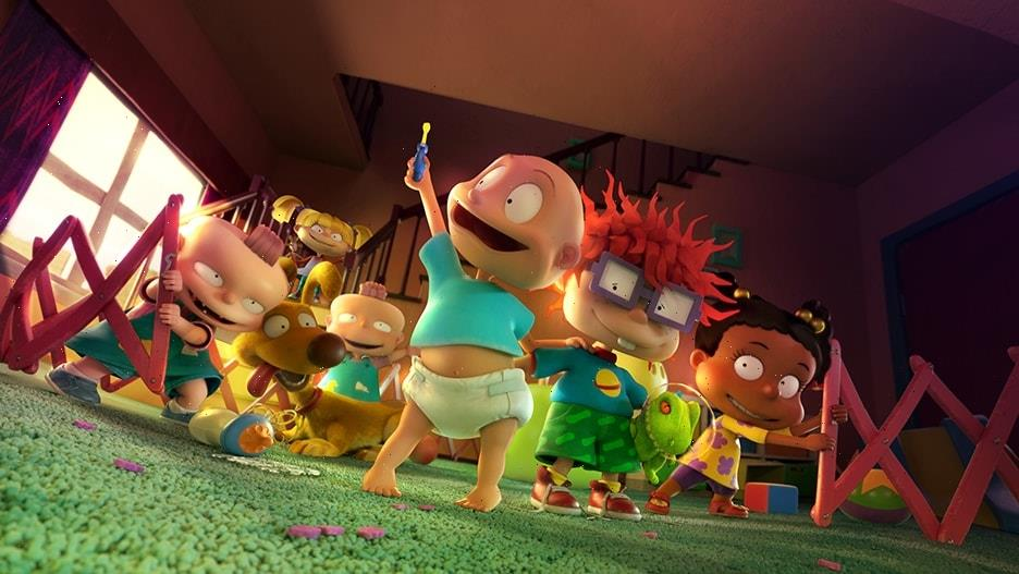 'Rugrats' Babies Get a New Look in First Trailer for Paramount+ Revival Series (Video)