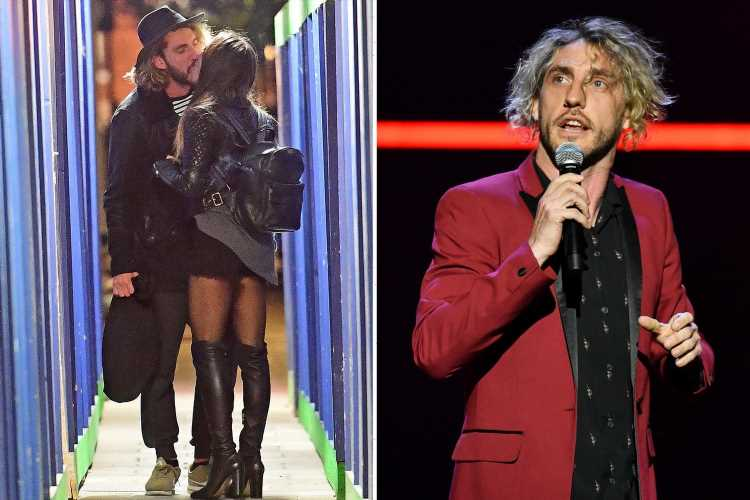 Seann Walsh reveals panic attacks so bad he has to lie down in street after kiss with Strictly's Katya 'ruined his life'