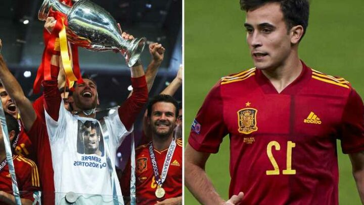 Sergio Ramos AXED from Spain's Euro 2020 squad in favour of Eric Garcia who has played just six Prem games this season