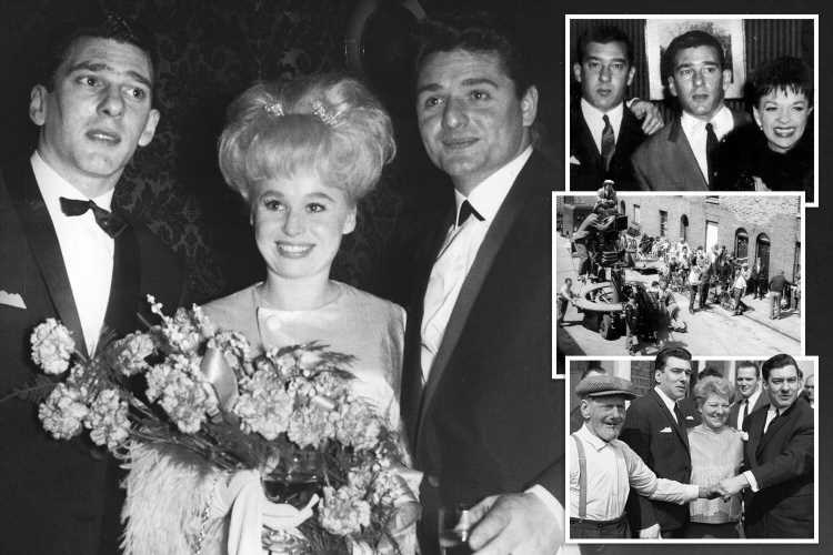 Sex secrets of The Krays and the day they threatened to kill Barbara Windsor