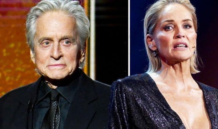 Sharon Stone says she was paid 'a bit' for Basic Instinct as Michael Douglas made millions