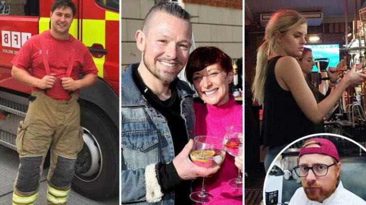 Soap stars who've quit fame for normal jobs – from delivery drivers to B&M security guard