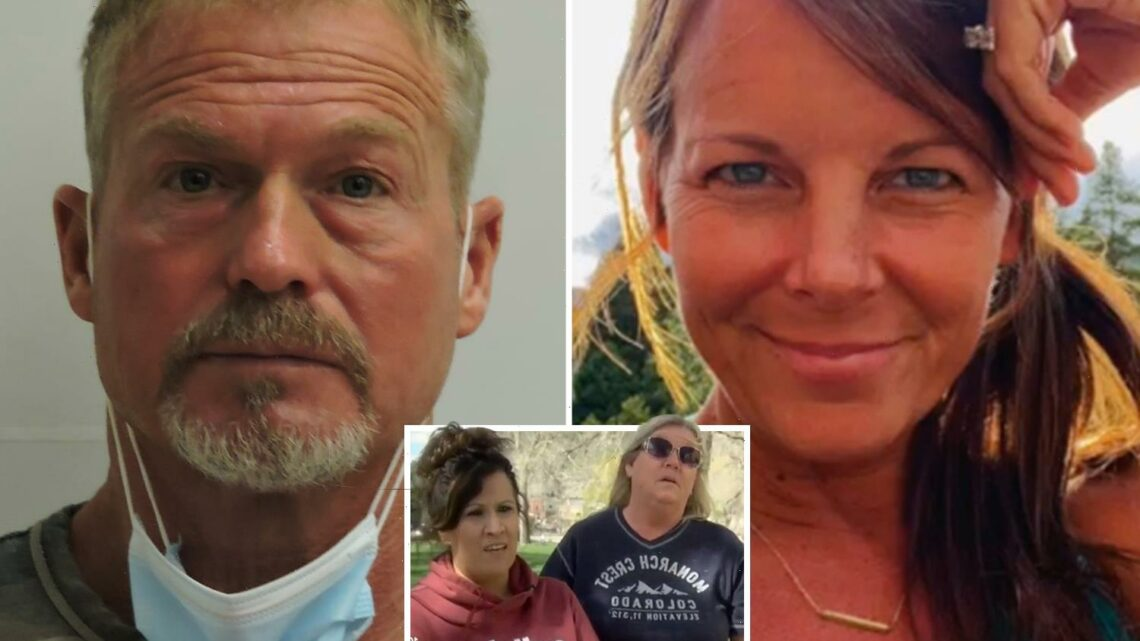 Suzanne Morphew's tearful friends plead with husband Barry to 'tell us where she is' after his murder charge