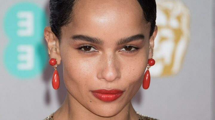 The Hair Product That Zoe Kravitz Swears By