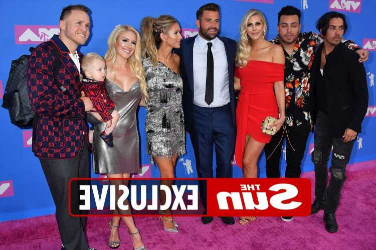 The Hills cast are 'whiny, fake nightmares' and hate each other SO much new series could be AXED, says Spencer Pratt