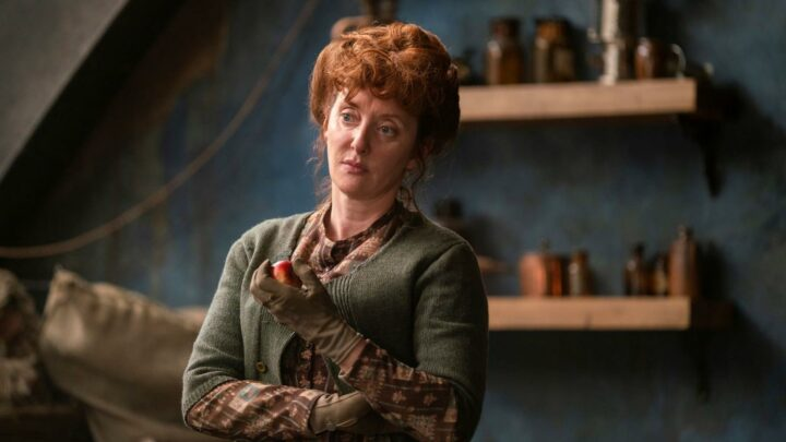 'The Nevers' Star Elizabeth Berrington Reveals Why Lucy Betrayed Amalia and the Touched