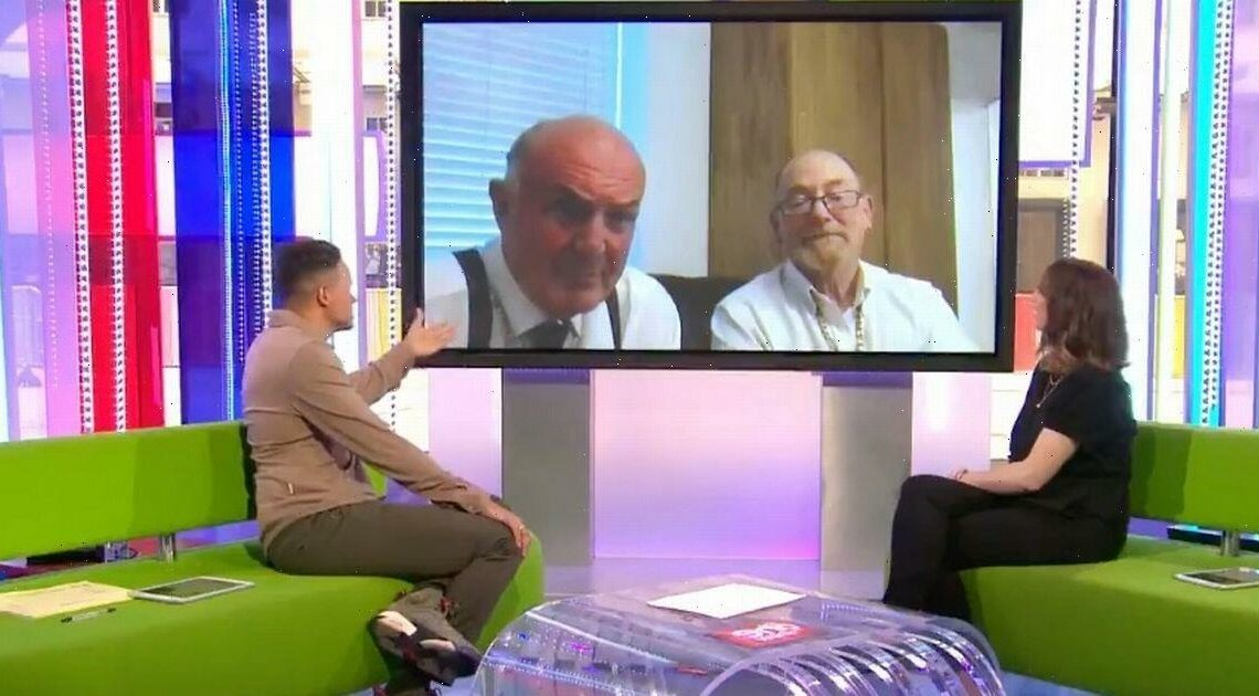The One Show fans beg Eurovision bosses to hire 70-year-old drill rappers