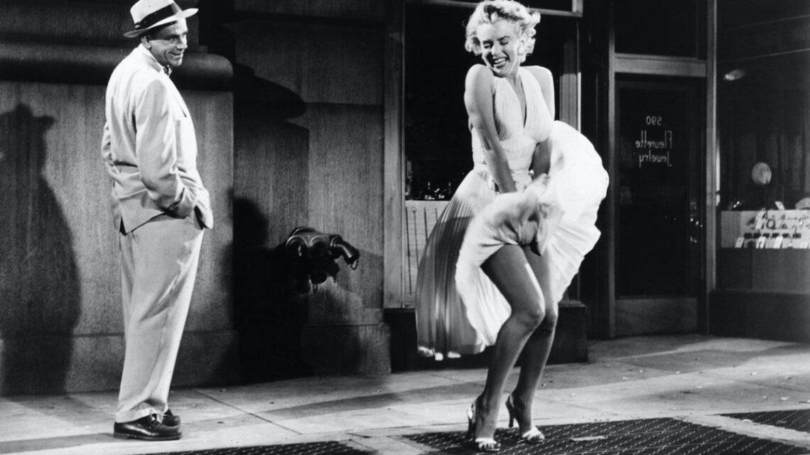The Tragic Backstory Marilyn Monroe's Flying Skirt Scene