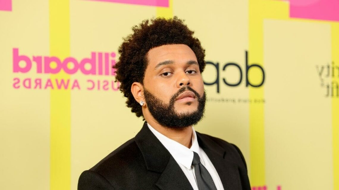 The Weeknd Switches Red Suit for a New Look at Billboard Music Awards