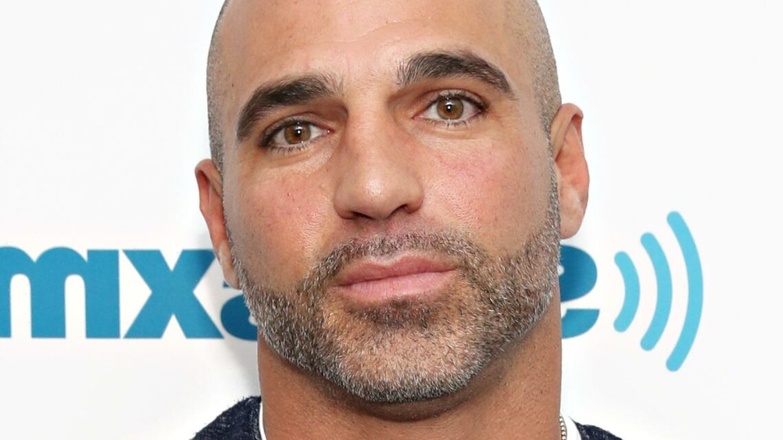 This RHONJ Cast Member Reveals What Joe Gorga Really Fears About His Marriage