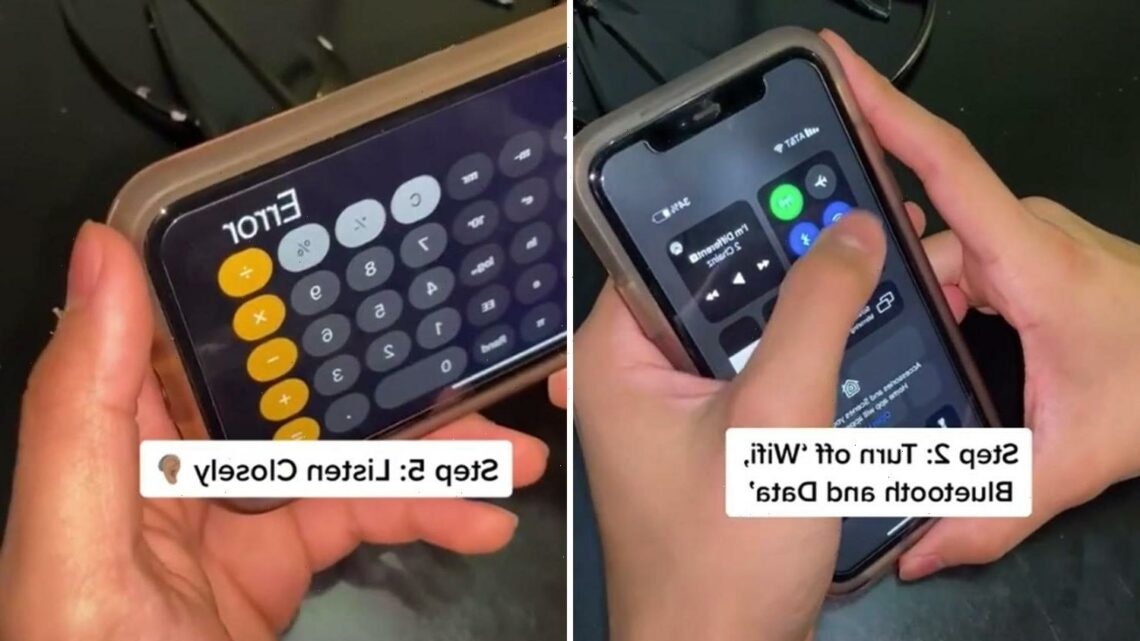 TikTok hack reveals how to unlock any iPhone without a passcode – and it's blowing people's minds