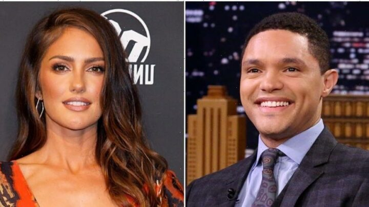 Trevor Noah and Minka Kelly Went on a Post-Breakup Vacation But It's Still Complicated