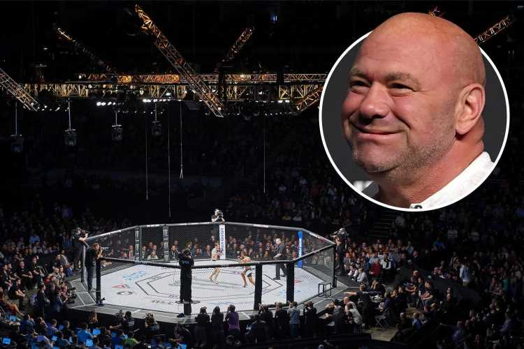 UFC 'in talks to hold blockbuster London event' for first time since 2019 after Covid saw Woodley vs Edwards cancelled
